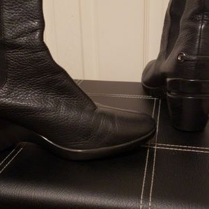 Cole Haan Shoes - Cole Haan leather booties, size 10B